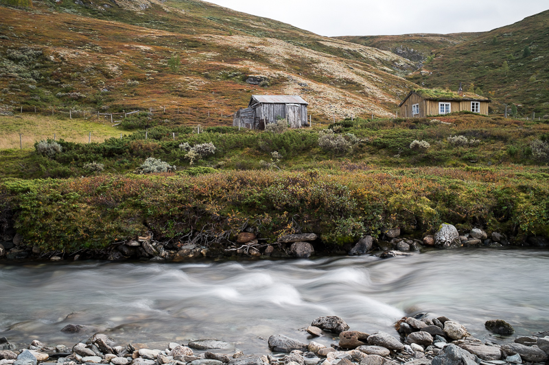 15.9.2014 Eine Woche in Rondane,Norwegen