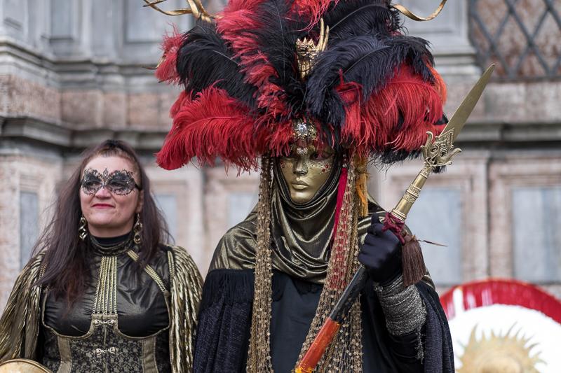 7.2.2015 Venedig –Masken