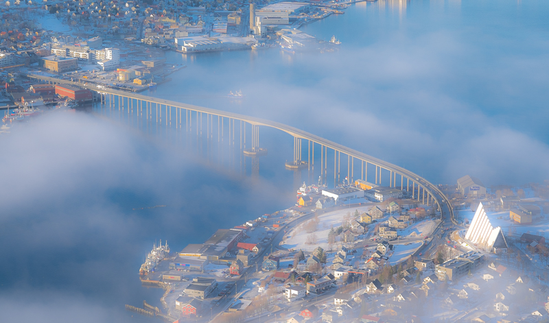 8.3.2015 – Von Tromsø nachLappland