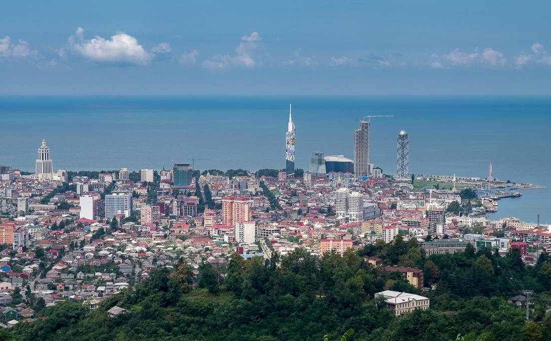 1.9.2015 Georgien –Batumi