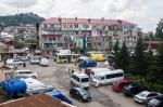 Einer der vielen ZOB in Batumi...