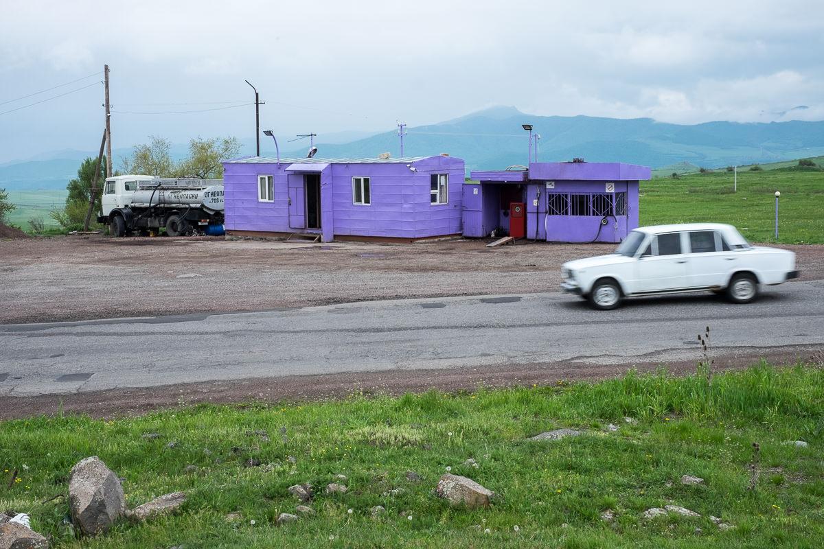 9.5.2016 Armenien von Berg-Karabach nachTatev