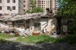 alt - mittelalt - neu und brandneu liegen oft dicht beieinander in Yerevan