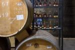 Wir erhalten eine interessante Einführung in die Herstellung des armenischen Brandy's in der Fabrik Ararat...