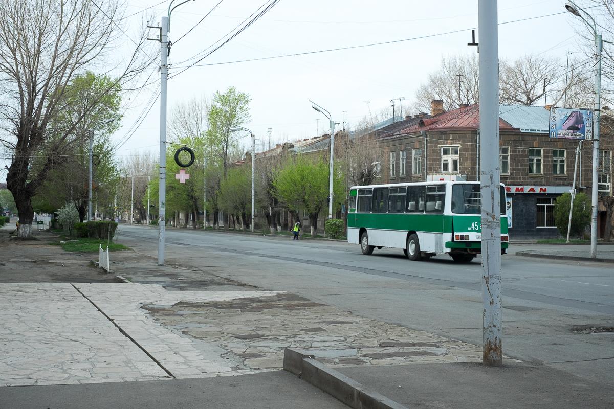 3.5.2016 Armenien –Anreise