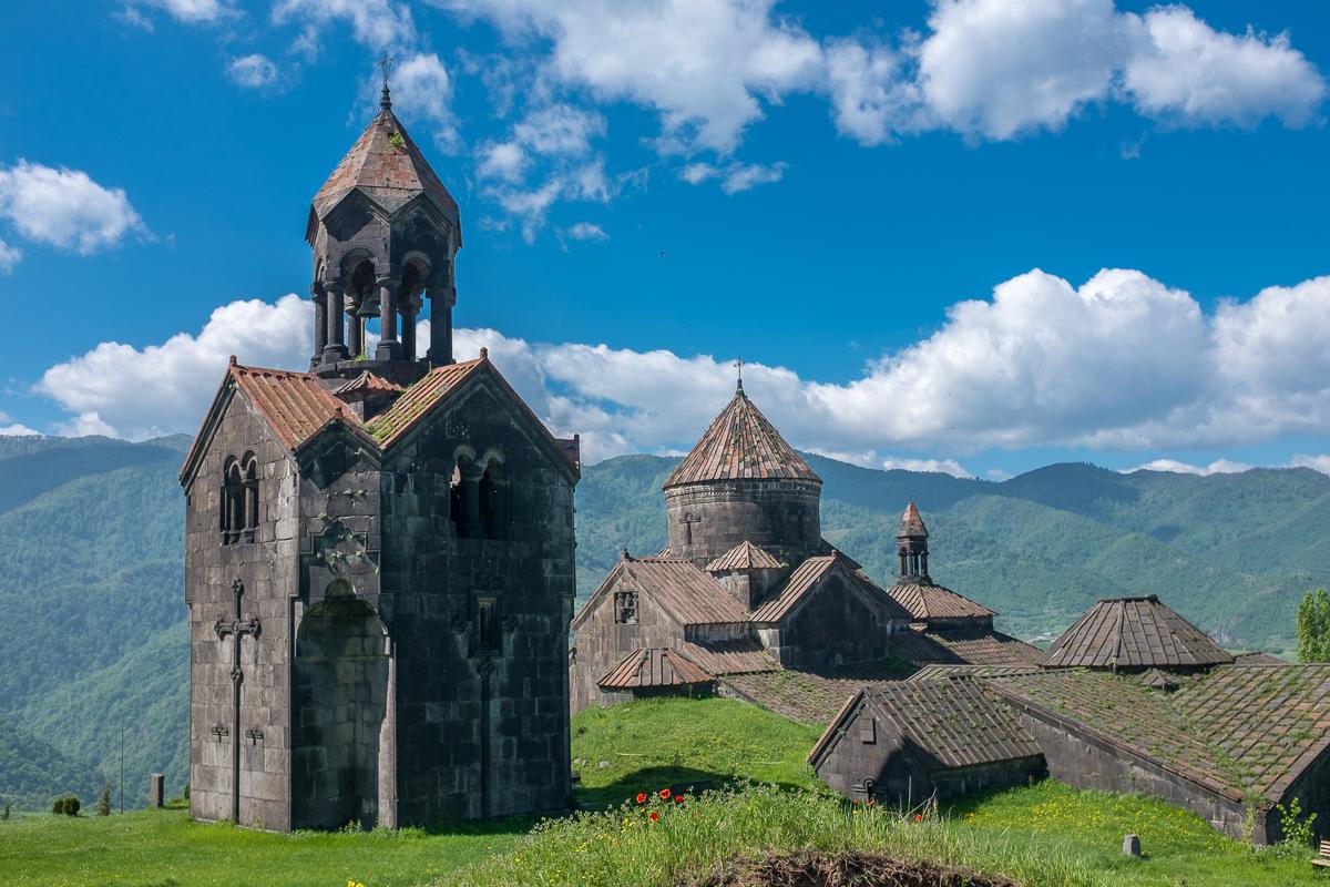 5.5.2016 Armenien – von Haghpat nachDilijan