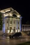Nein, das ist unser Hotel in Berg-Karabach.... whow...