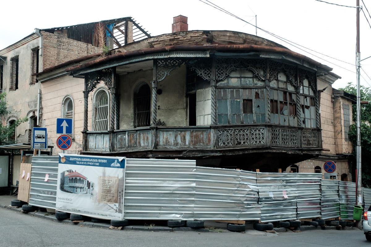 Georgien 09.2016 –Tbilisi