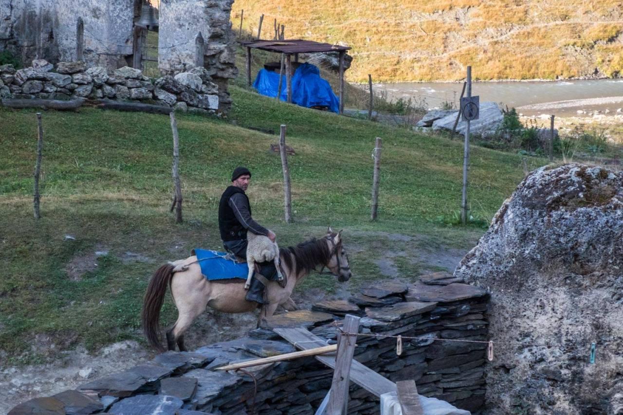 09.2016 Georgien – In Tuschetien(Teil2)