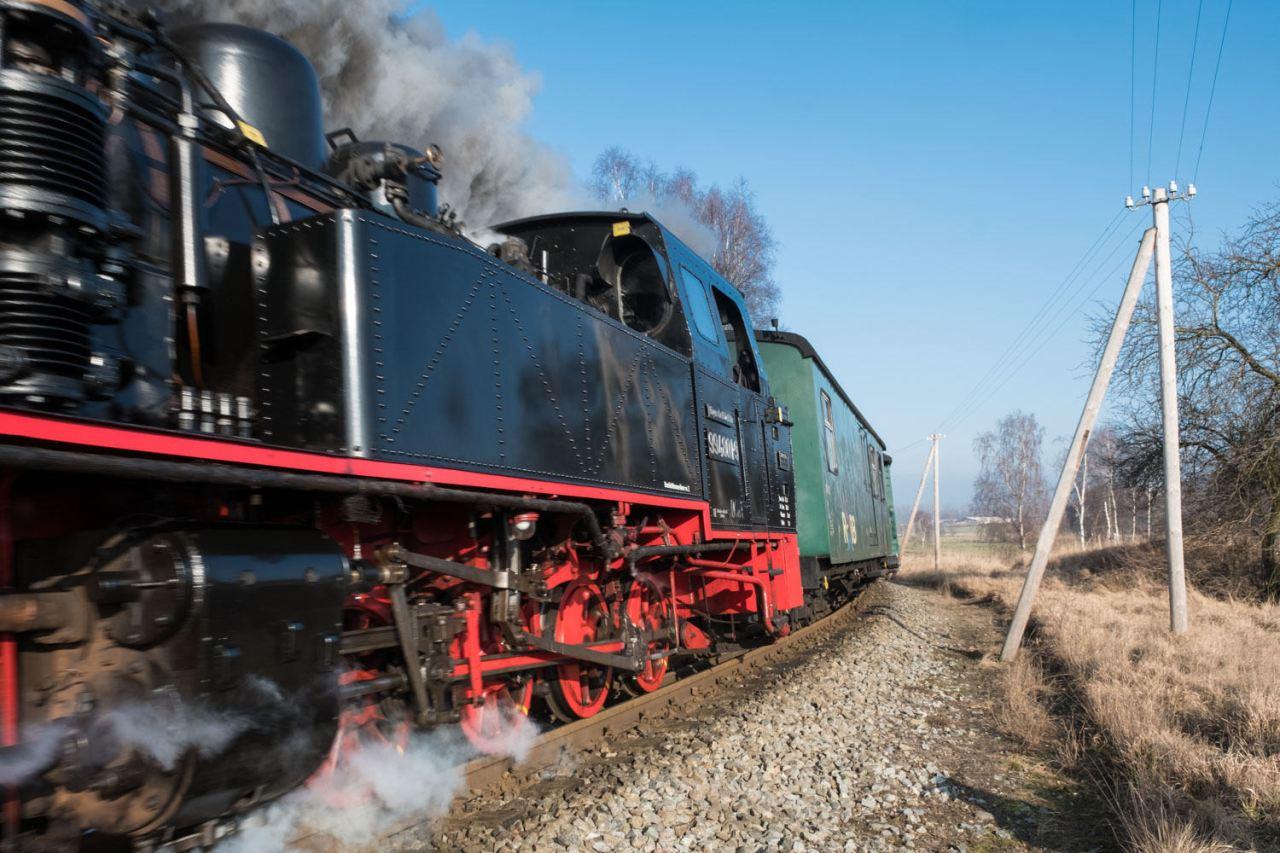 1. – 5.2.2017 Rügen – Der RasendeRoland