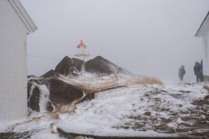"""Mal wieder """"etwas"""" Schnee von oben - oder genauer von rechts"""