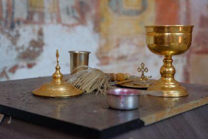 klerikale Utensilien