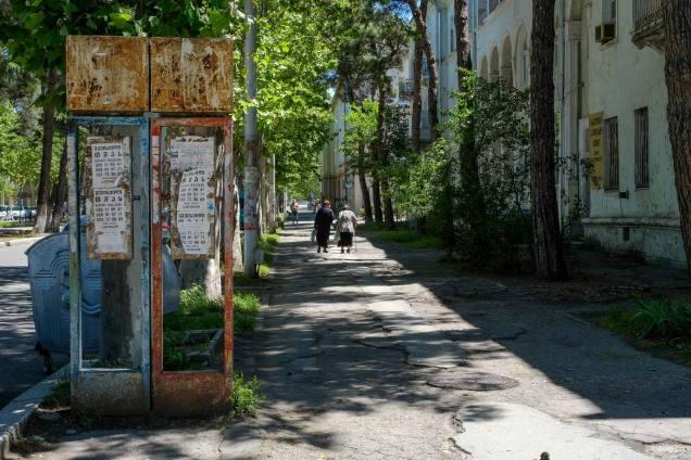 im alten Rustavi