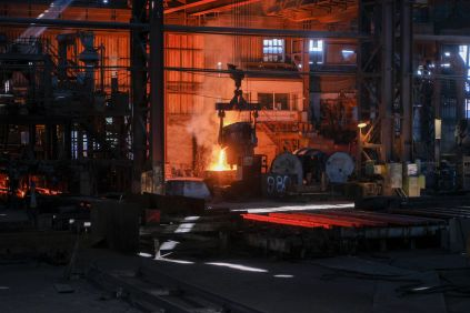 noch mehr kochender Stahl