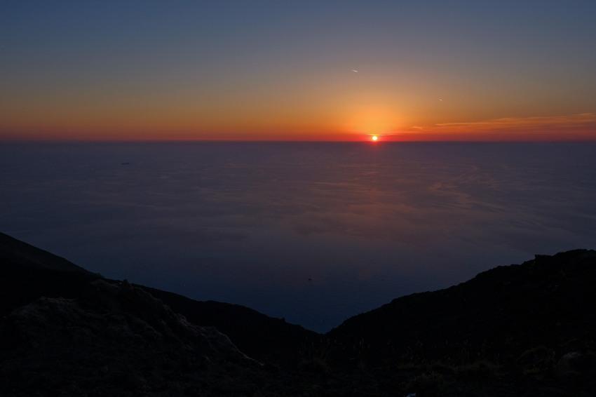 20:23 Sonnenuntergang