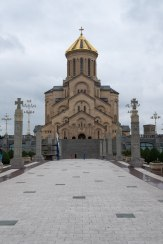 Samebakathedrale gebaut 1996-2004