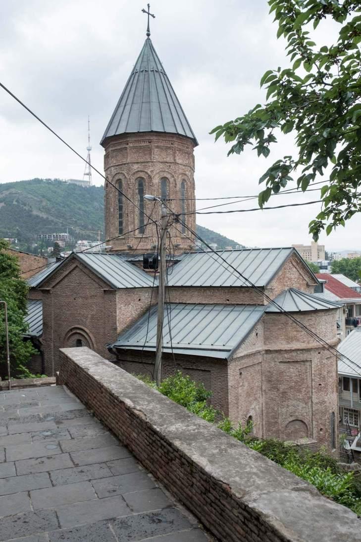 Die Betlehemkirche in gleichnamigem Viertel