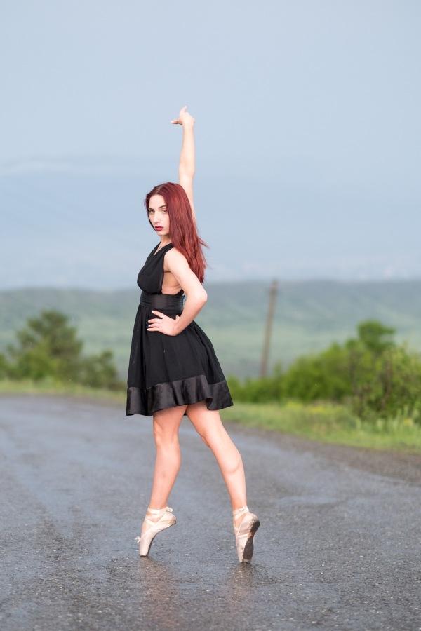 dancing in the Street mit Tamriko