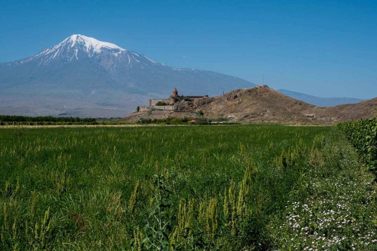 30.6. -15.7.2017 Armenien (1) dieAnreise