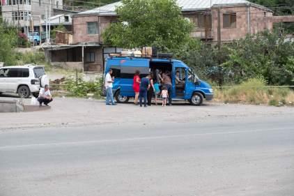 Busstop - Platz für vieles und jeden