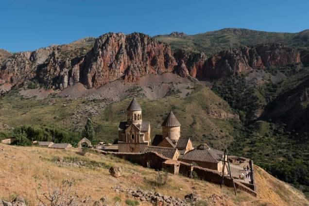 Noravank vor rpter armenischer Erde