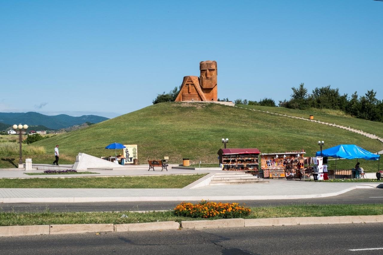 30.6. – 15.7.2017 Armenien (4)Bergkarabach