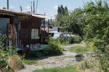Containerdorf für die Erdbebenopfer