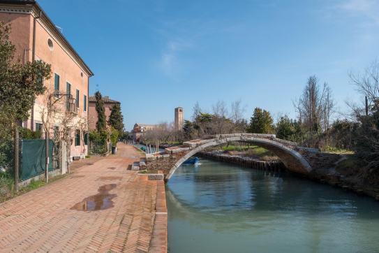 Torcello - an diesem Motiv hat sich auch schon H. Cartier-Bresson versucht