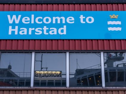 Welcome to Harstad