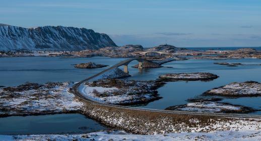 Brücken statt Fähren
