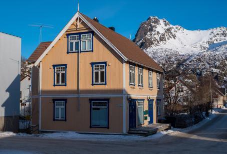 Stadthaus in Svolvær