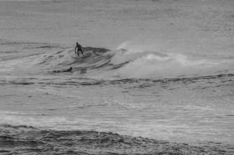 Unstad - Surfen bei minus 10 Grad Lufttemperatur