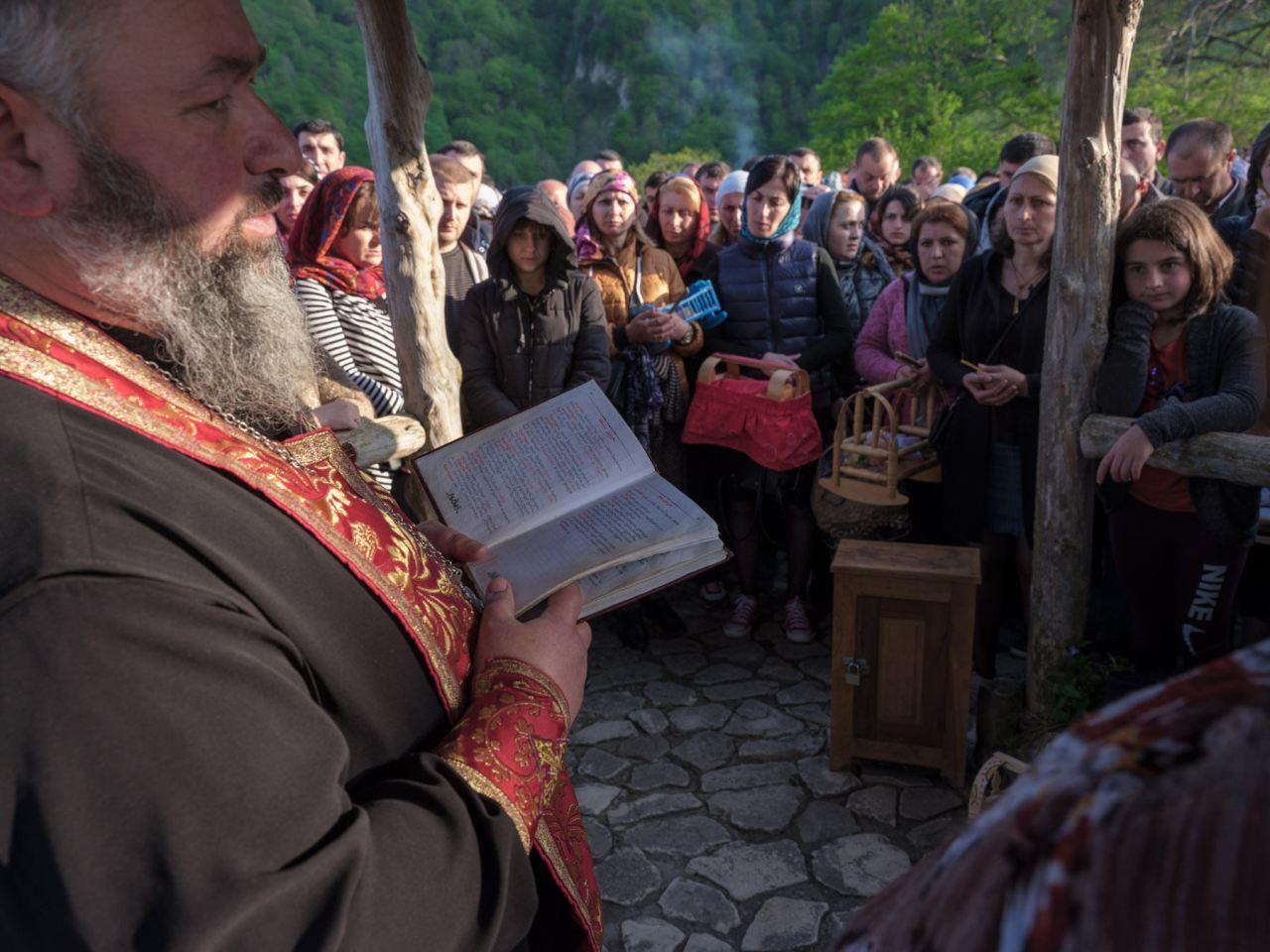3. – 14.4.2018 (Teil2) Georgien – unterwegs mit Lasha inMartvili