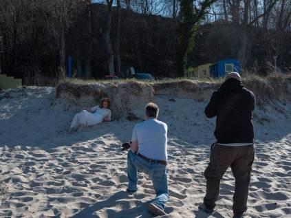 Shooting in Göhren