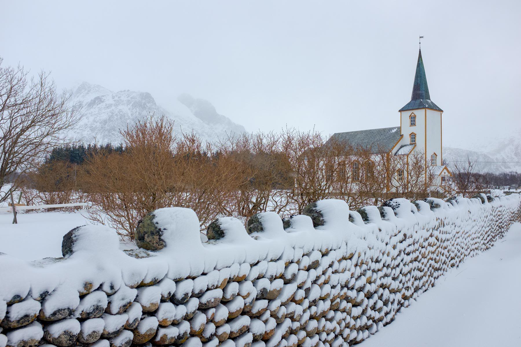 Kirche in Valberg